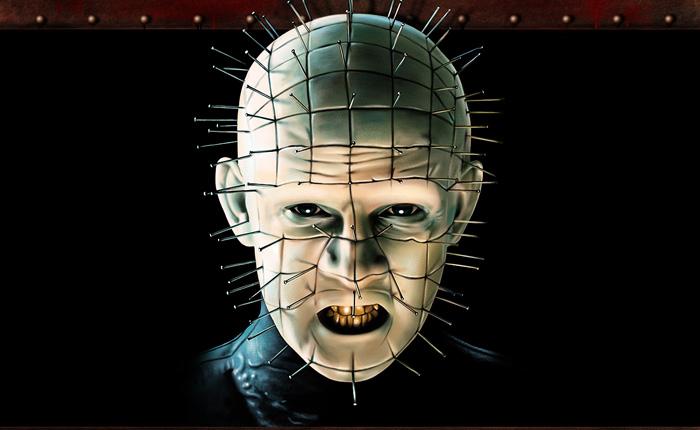 Постер из фильма «Восставший из ада 3»