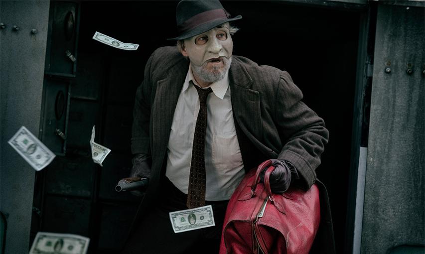 """Кадр из фильма «Ничего хорошего в отеле """"Эль Рояль""""»"""