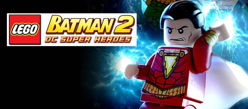 LEGO DC Universe