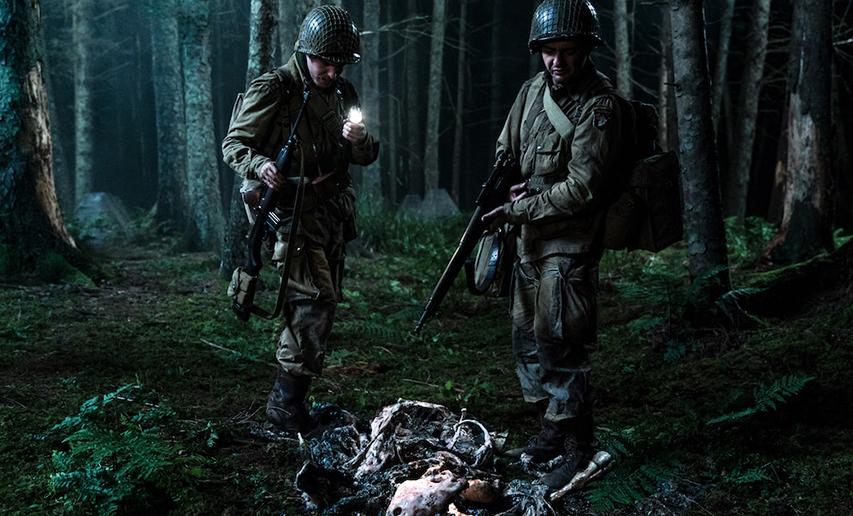 Кадр из фильма «Оверлорд»