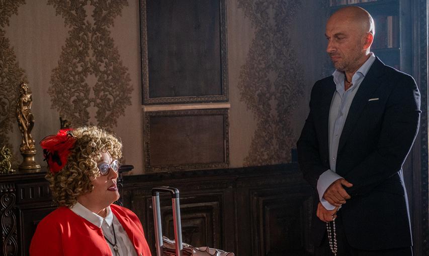 Кадр из фильма «Бабушка легкого поведения 2: Престарелые мстители»