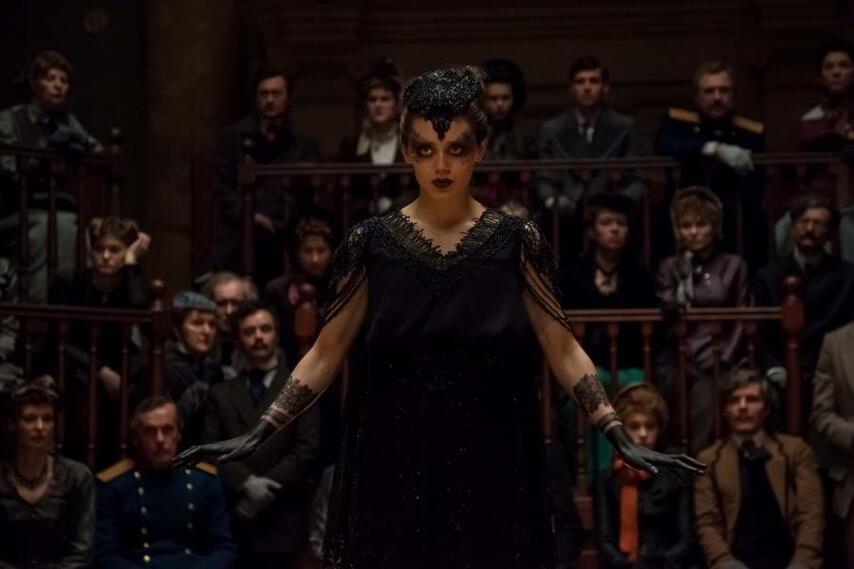 Кадр из фильма «Девятая»