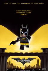 Постер фильма Лего. Фильм: Бэтмен