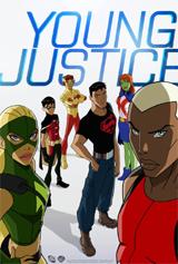 Постер сериала Юная Лига Справедливости
