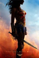 Постер фильма Чудо-женщина