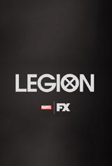 Тизер-постер сериала Легион