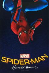 Тизер-постер фильма Человек-паук: Возвращение домой