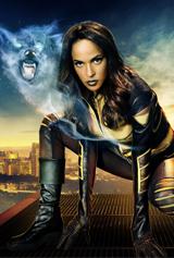 Постер кроссовера DC-CW