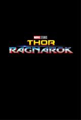Тизер-постер фильма Тор: Рагнарек