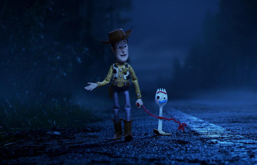 Кадр из фильма «История игрушек 4»
