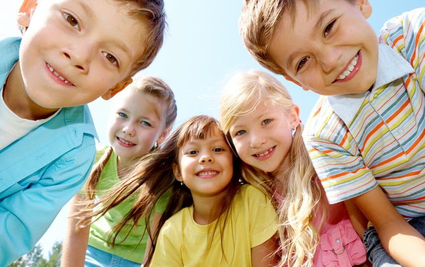 С днем защиты детей поздравят школьников в парке Маяковского