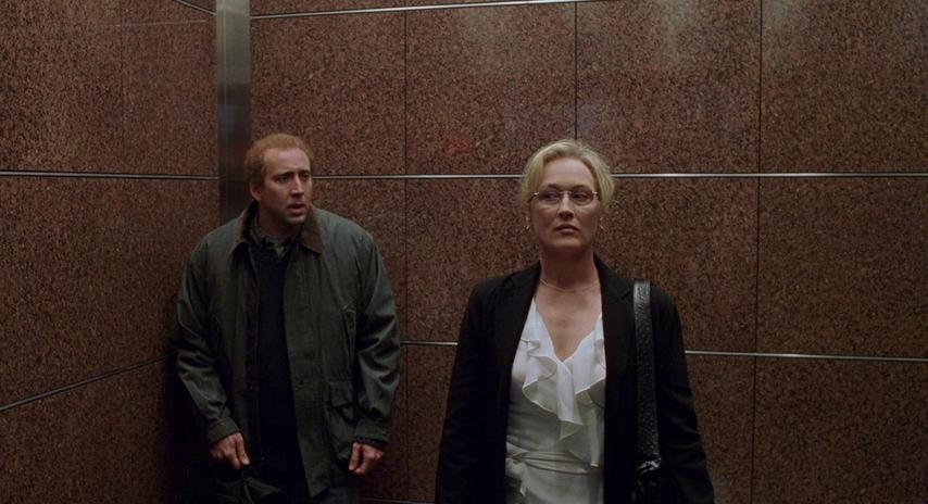 Кадр из фильма «Адаптация»