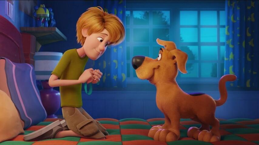Кадр из фильма «Скуби-Ду»