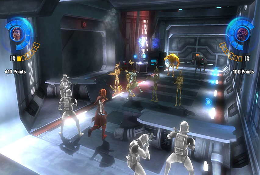 The Clone Wars: Republic Heroes