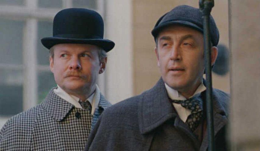 Кадр из фильма «Приключения Шерлока Холмас и доктора Ватсона»