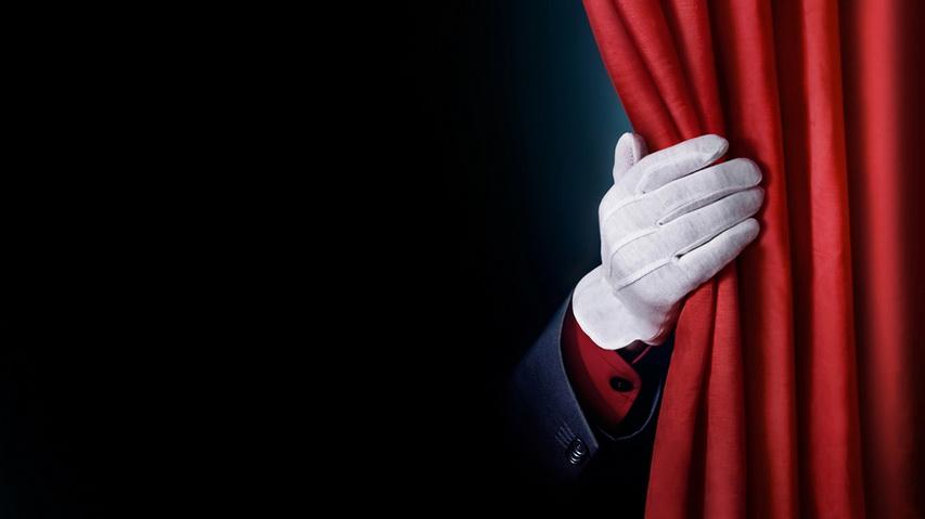 Театральное закулисье. Фото с сайта pinterest.com