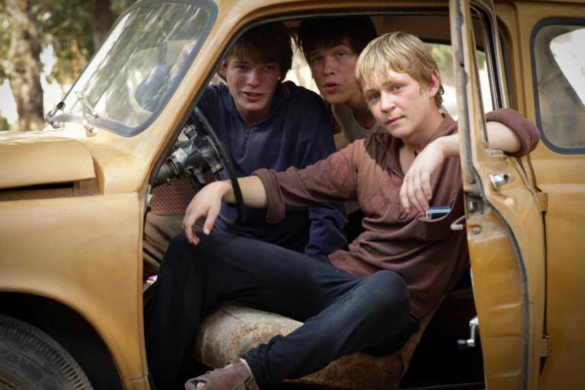 Кадр из фильма «Пацаны»