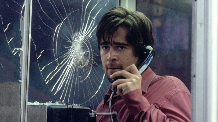 Кадр из фильма «Телефонная будка»
