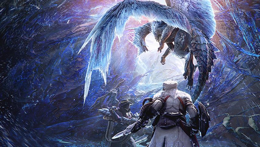 Monster Hunter: World — Iceborne