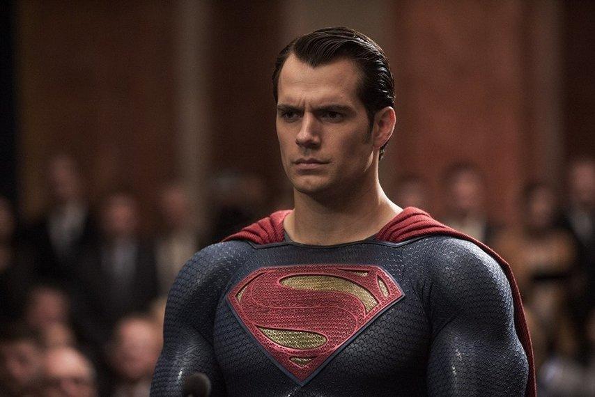 Кавилл. Кадр из фильма «Супермен»