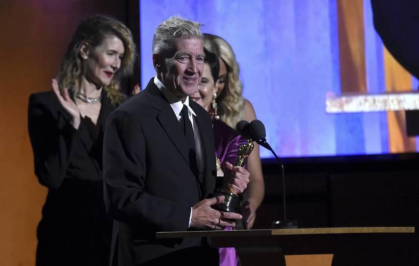 Линч и его «Оскар». Фото с сайта phototass4.cdnvideo.ru