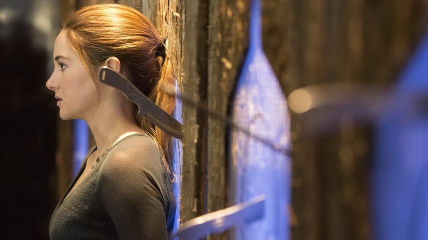 Кадр из фильма «Дивергент»