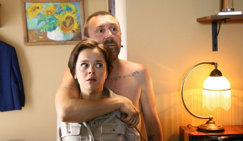 Кадр из фильма «Приличные люди»
