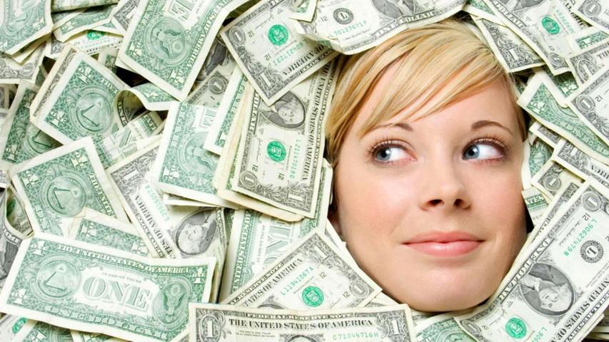 В деньгах. Фото с сайта Kanka.Net