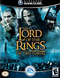Обложка игры «The Lord of the Rings: The Two Towers»