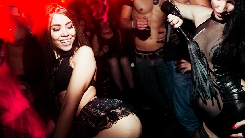 Вечеринка Loshadka Party. Фото с сайта geometria.ru