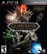 Обложка игры «Guardians of Middle-earth»