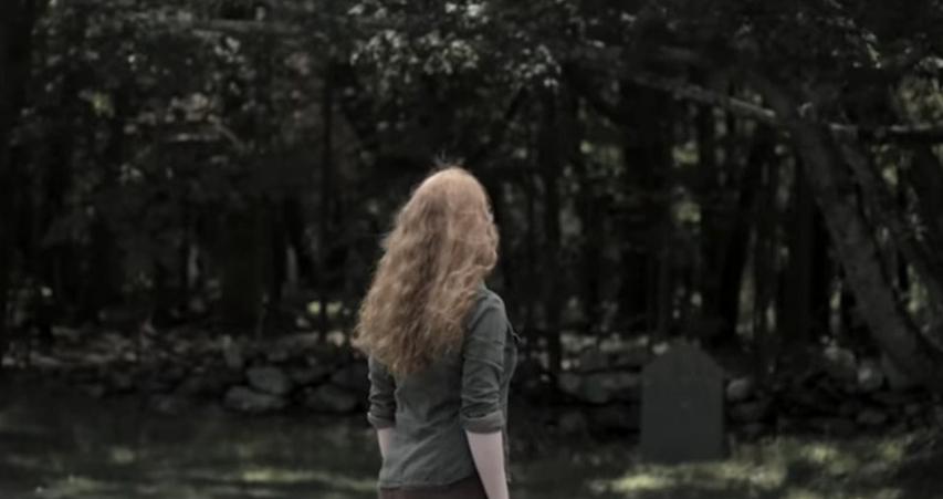 Кадр из фильма «Слендермен»