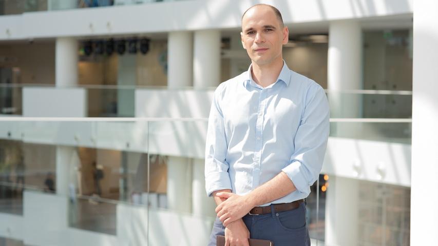 Олег Талалаев, Директор департамента маркетинга