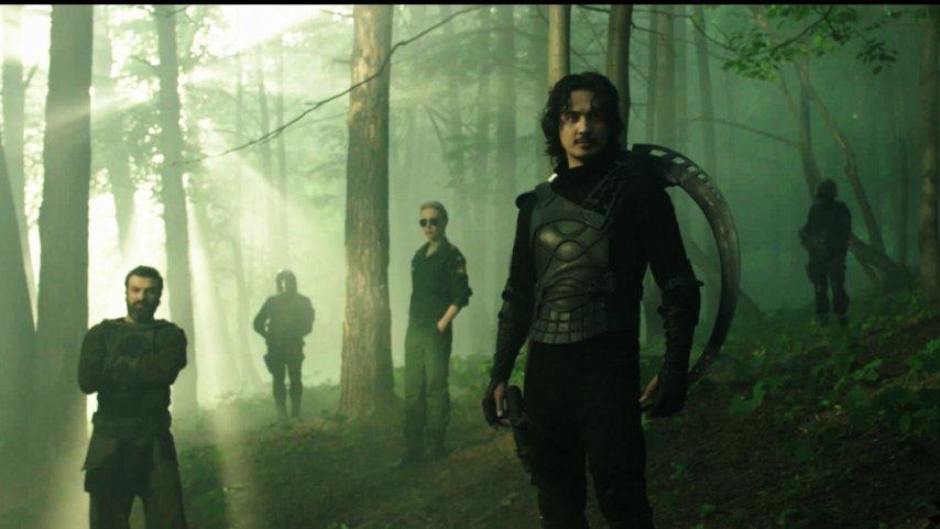 Кадр из фильма «Защитники»