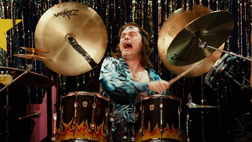 Кадр из фильма «Голый барабанщик»