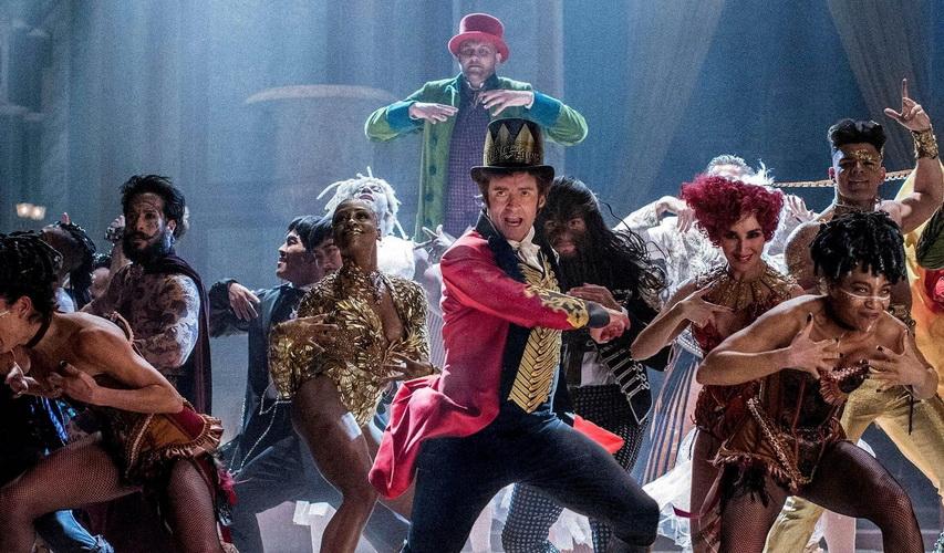 Кадр из фильма «Величайший шоумен»