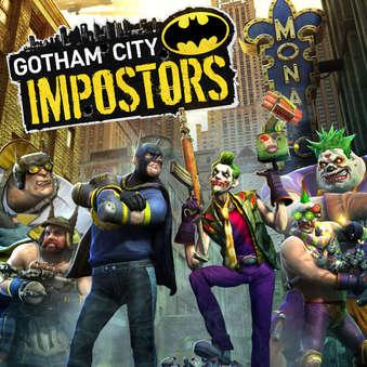 Обложка игры Gotham City Impostors