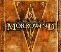 Обложка игры The Elder Scrolls III: Morrowind