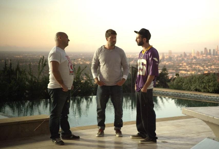 Кадр из фильма «Что творят мужчины 2»