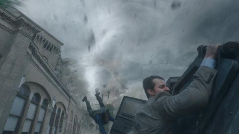 Кадр из фильма «Навстречу шторму»