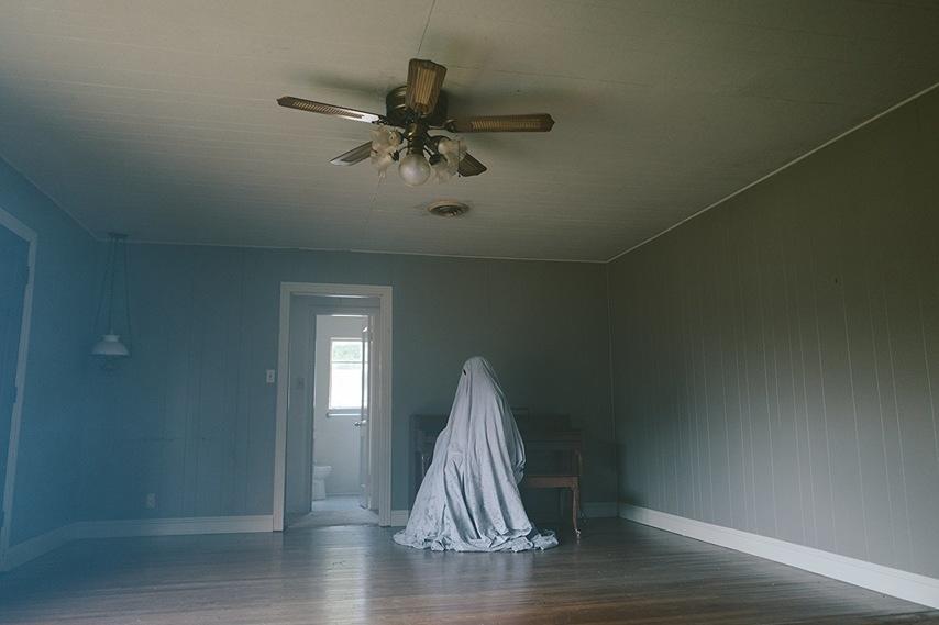 Кадр из фильма «История призрака»