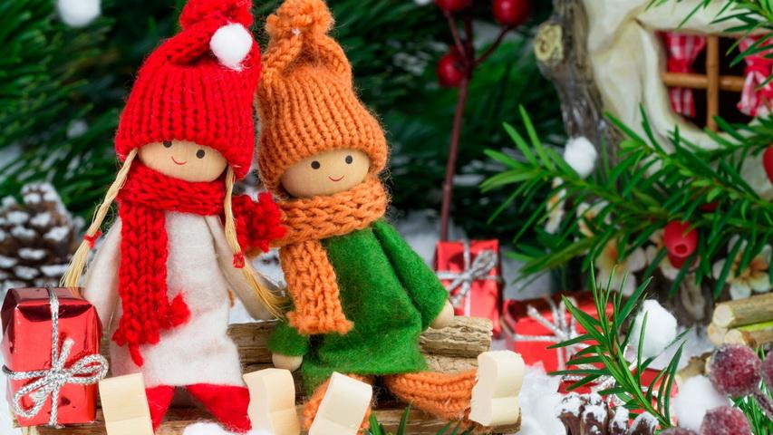 Новый год. Фото с сайта widefon.com
