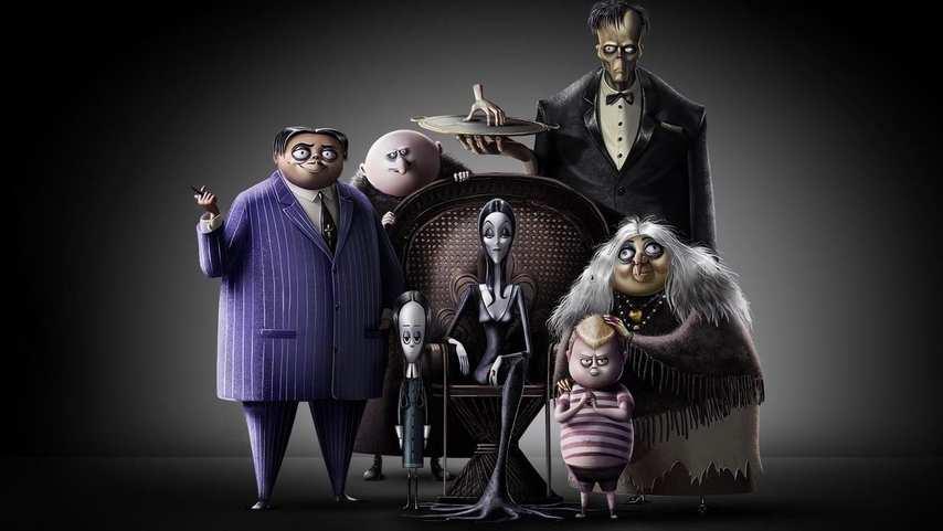 Кадр из фильма «Семейка Адамс»