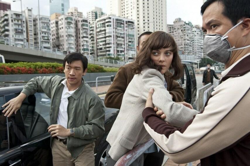 Кадр из фильма «Заражение»