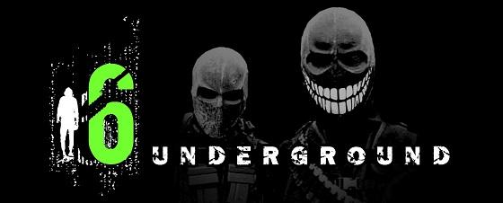 Тизер-постер фильма «6Underground»