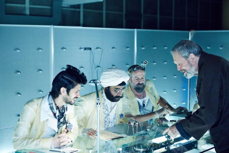 Кадр из фильма «Теорема Зеро»