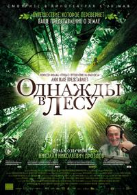 Постер фильма «Однажды в лесу»