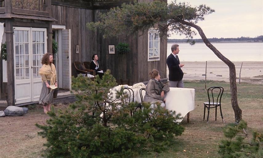 Кадр из фильма «Жертвоприношение»