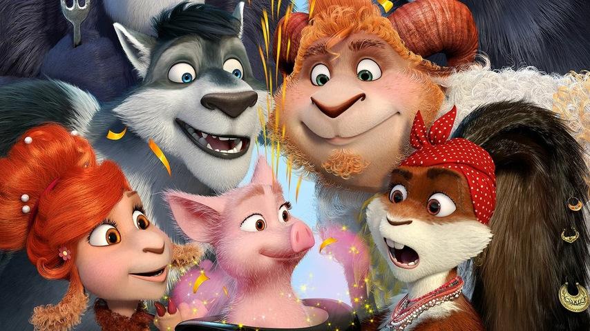 Кадр из фильма «Волки и овцы: Ход свиньей»
