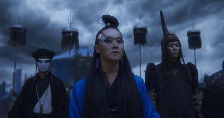 Кадр из фильма «Легенда о Коловрате»